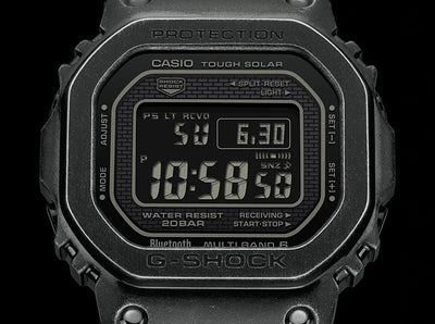 Casio G-Shock Full Metal Aged GMW-B5000V-1ER