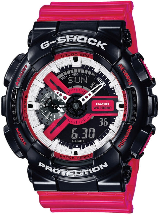 Casio G-Shock GA-110RB-1AER kello