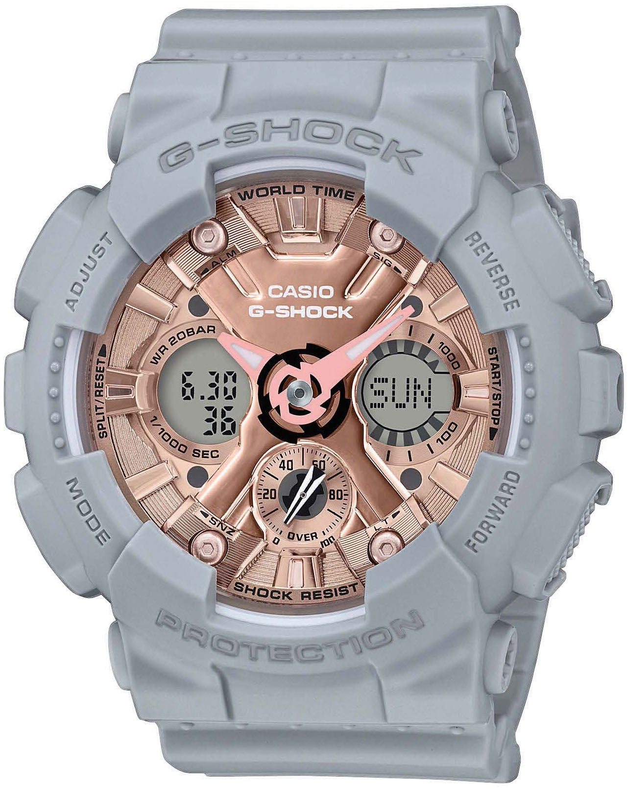 Casio G-Shock GMA-S120MF-8AER kello