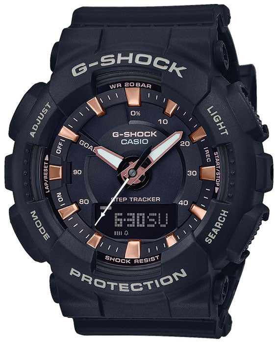 Casio G-Shock GMA-S130PA-1AER kello