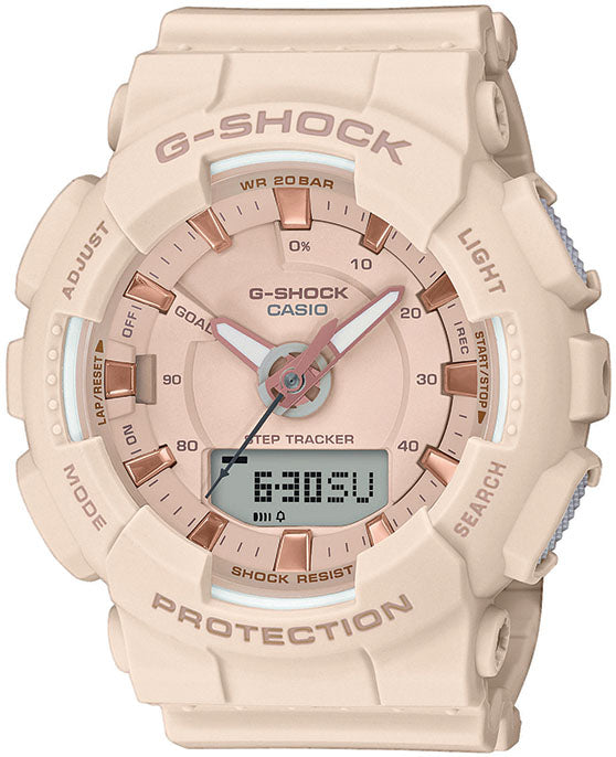 Casio G-Shock GMA-S130PA-4AER kello