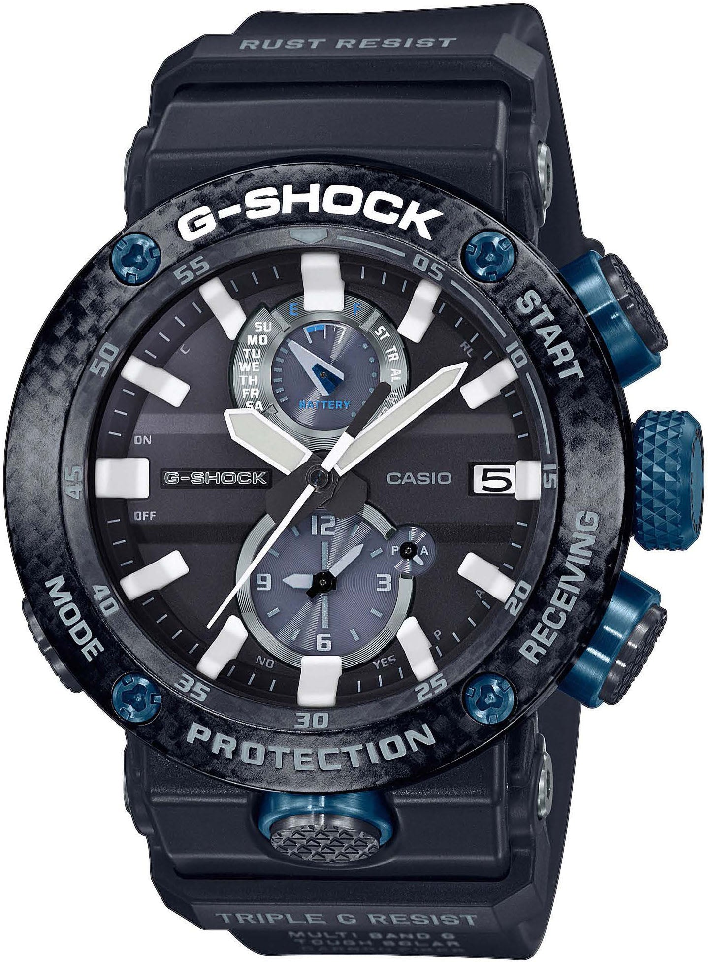 buy popular 4a32b d6508 Casio G-Shock Gravitymaster GWR-B1000-1A1ER kello