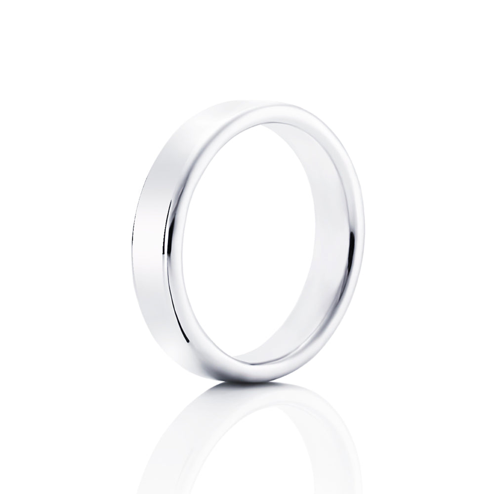 Efva Attling Smooth Ring sormus