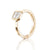Efva Attling 4 Love Ring timanttisormus (0,40 ct)
