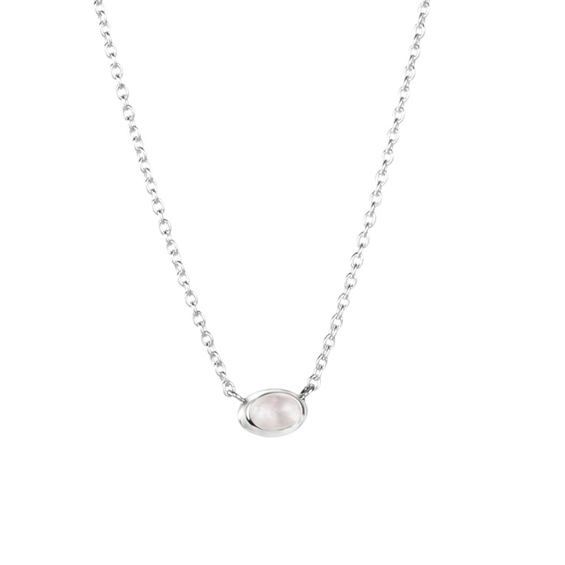 Efva Attling Love Bead Rose Quartz kaulakoru
