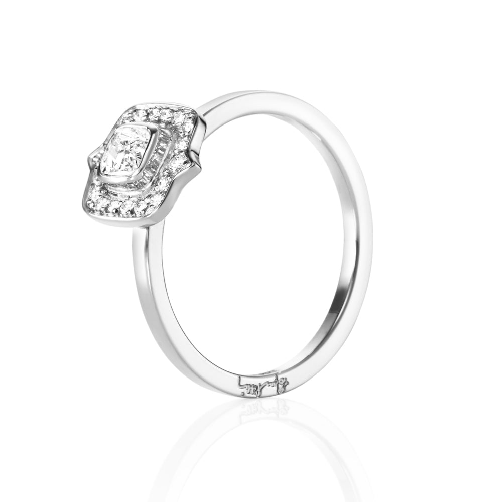 Efva Attling The Mrs Ring timanttisormus (0,30 ct)
