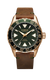 Eterna KonTiki Bronze Green Manufacture Limited Edition