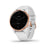 Garmin Vivoactive 4S White & Rose Gold älykello 010-02172-22