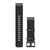 Garmin QuickFit 22 mm musta nailonranneke 010-12738-03