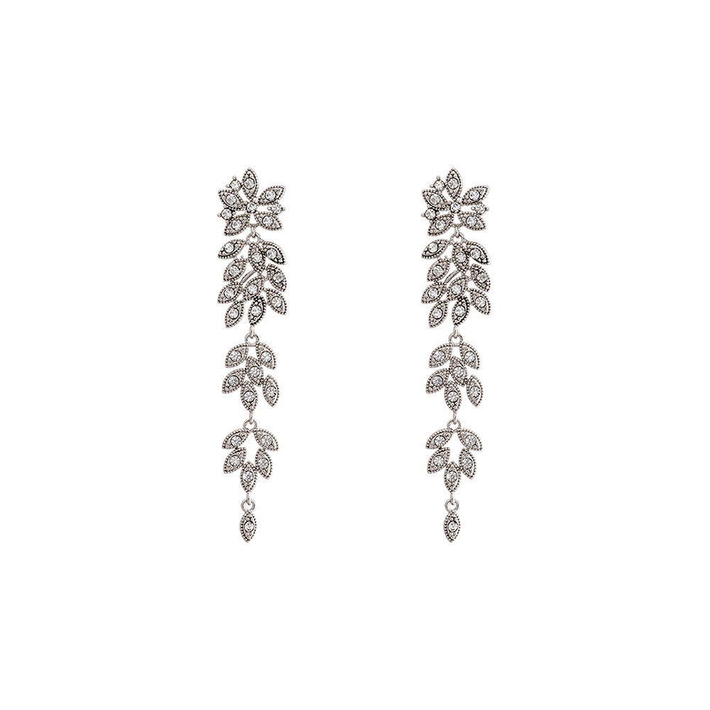 Lily and Rose Petite Laurel Crystal korvakorut