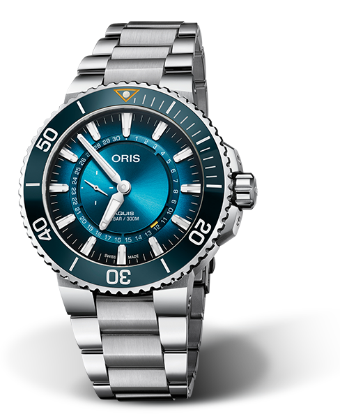 Oris Aquis Great Barrier Reef Limited Edition III kello