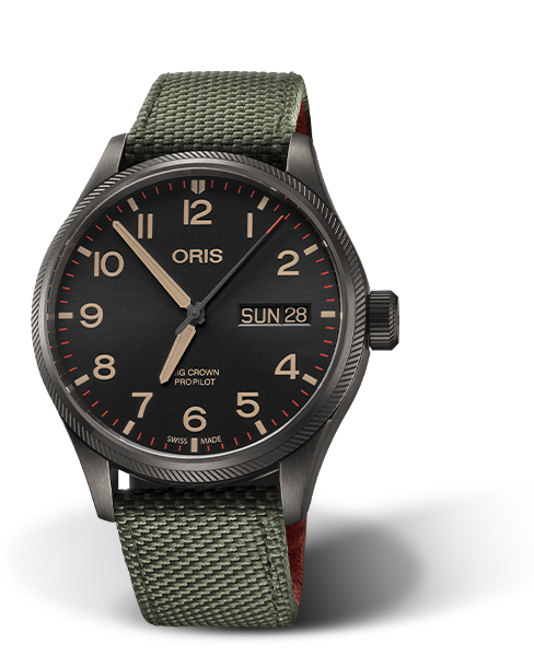 Oris Big Crown Propilot 40th Squadron Limited Edition kello