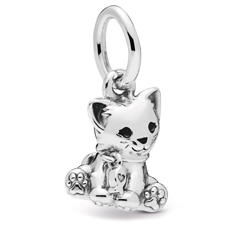 Pandora Sweet Cat Dangle hela 798011EN16