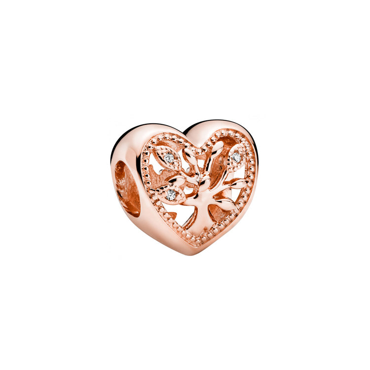 Pandora Rose Openwork Family Tree Heart hela 788826C01