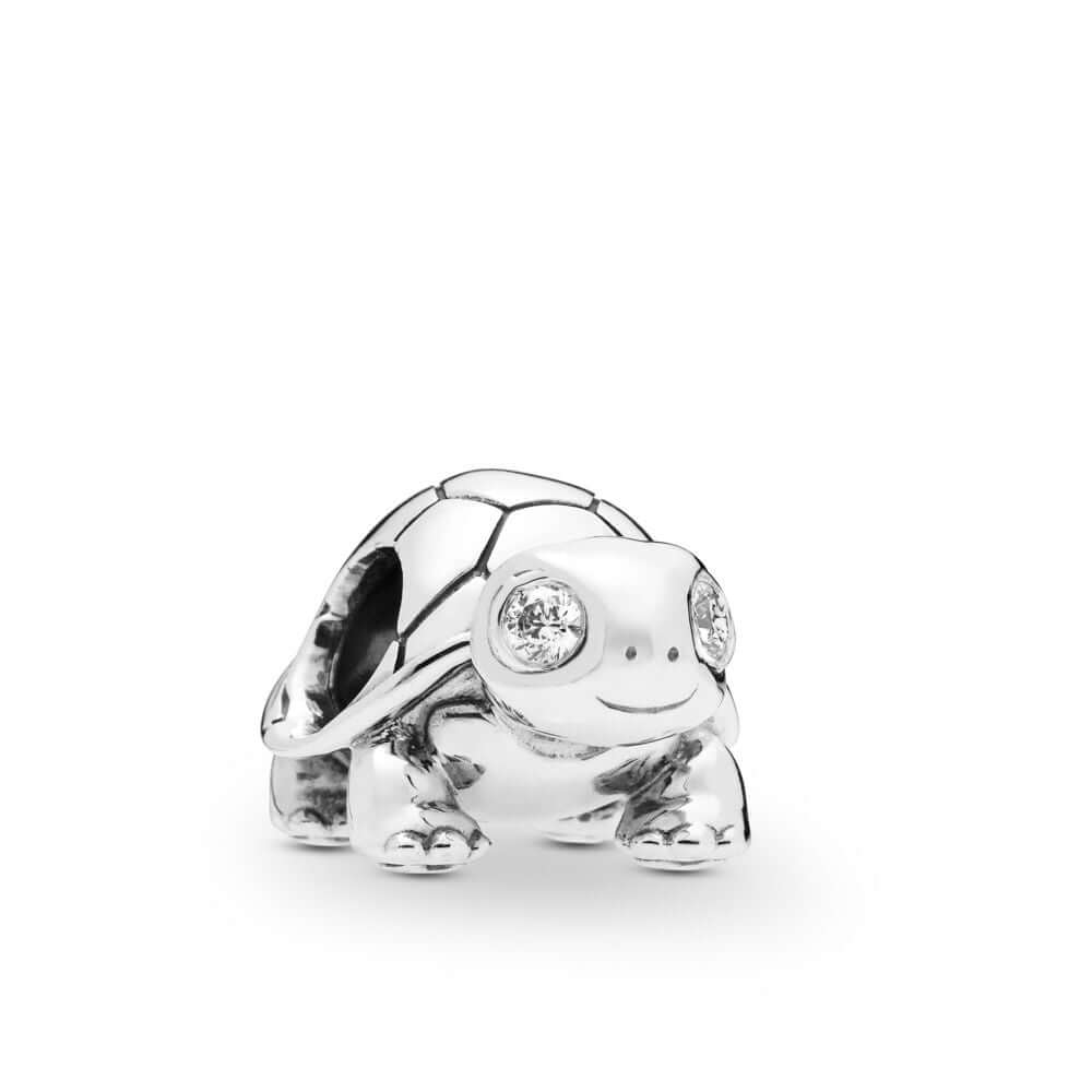Pandora Bright-Eyed Turtle hela 797878CZ