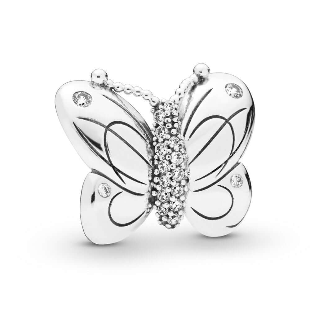 Pandora Decorative Butterfly hela 797880CZ