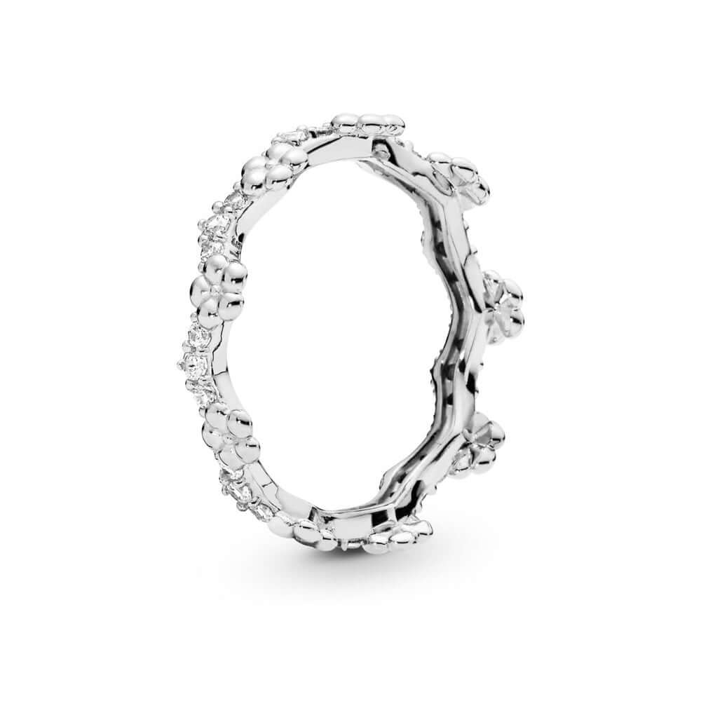 Pandora Flower Crown sormus 197924CZ