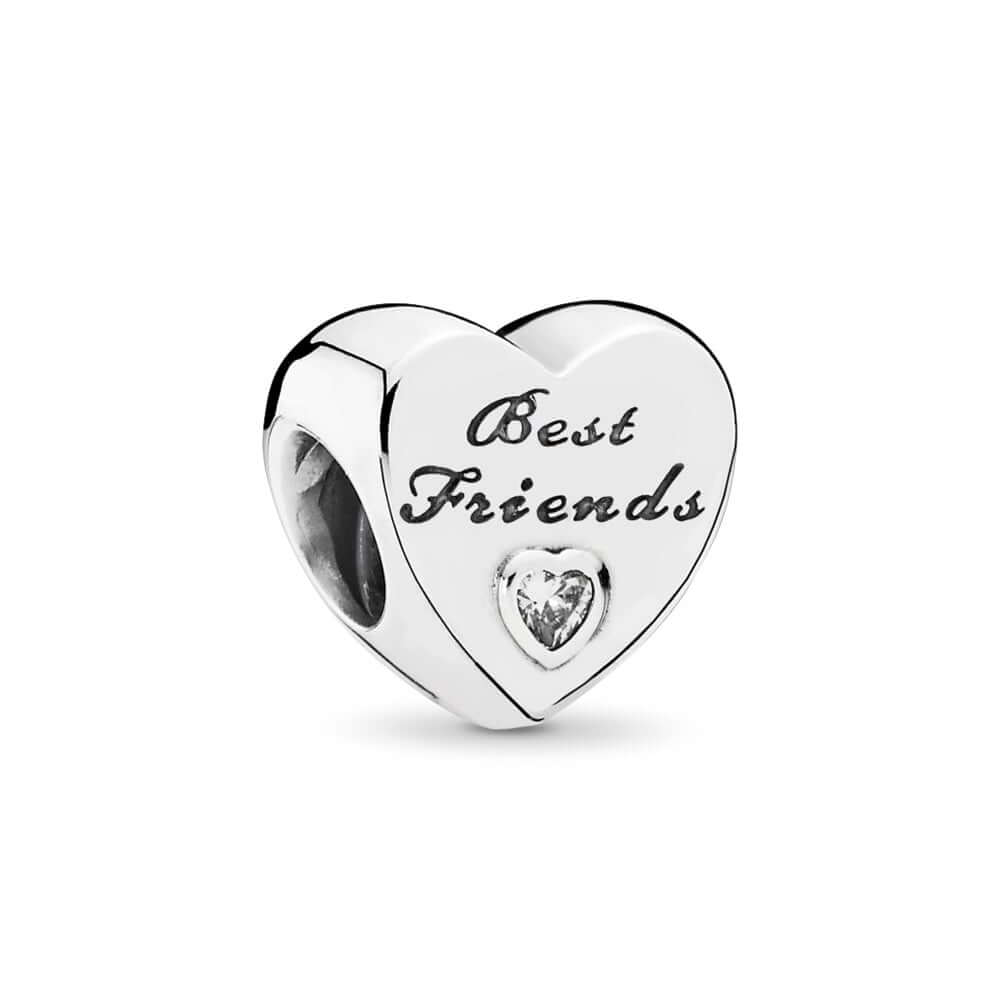 Pandora Friendship Heart hela 791727CZ