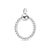 Pandora Moments Beaded O riipus 399077C00