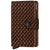Secrid Miniwallet Basket Brown lompakko