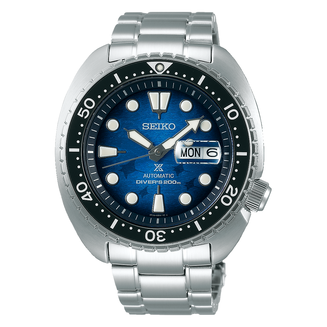 Seiko Prospex Turtle Save The Ocean Special Edition SRPE39K1