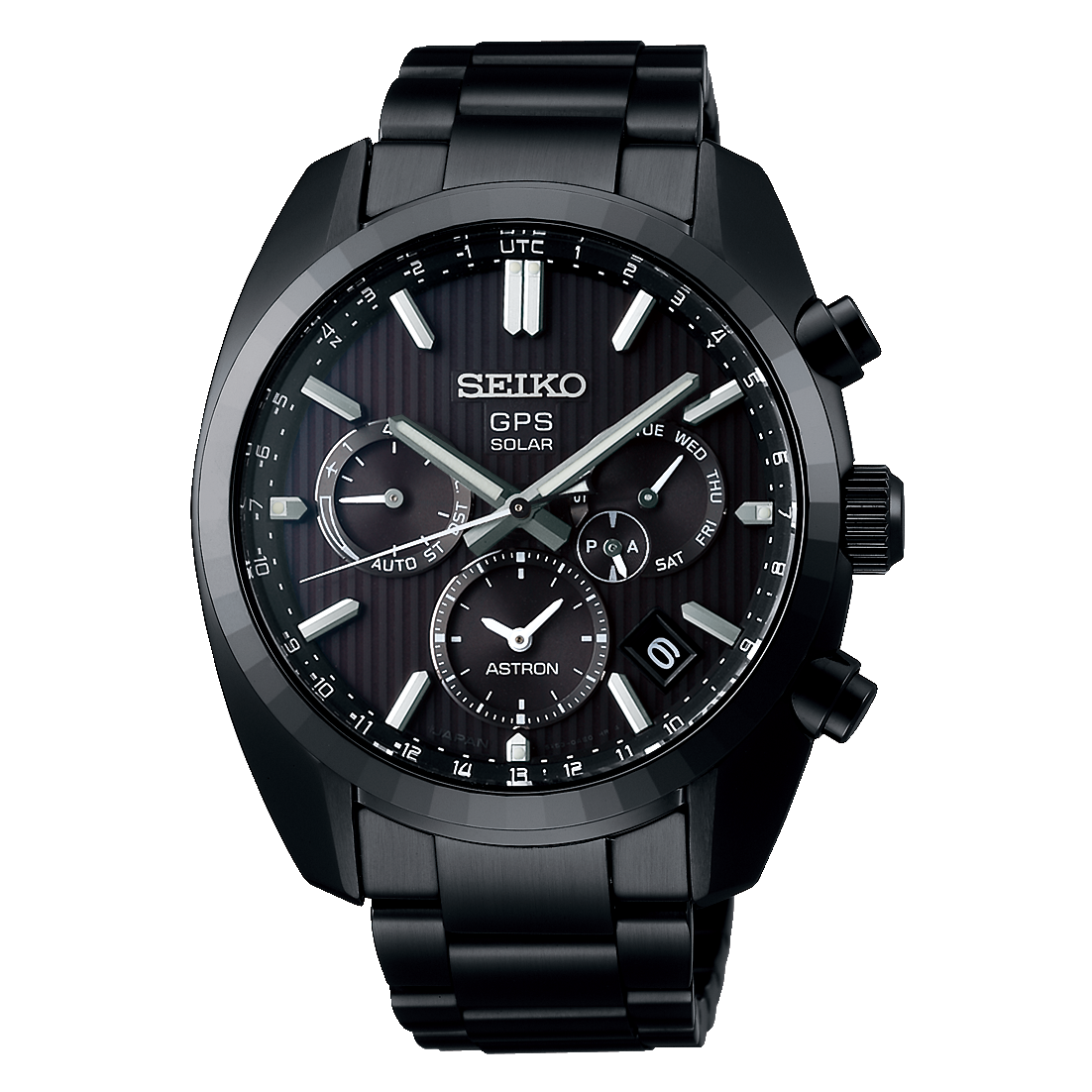 Seiko Astron GPS Solar The 1969 Quartz Astron 50th Anniversary Limited Edition SSH023J1