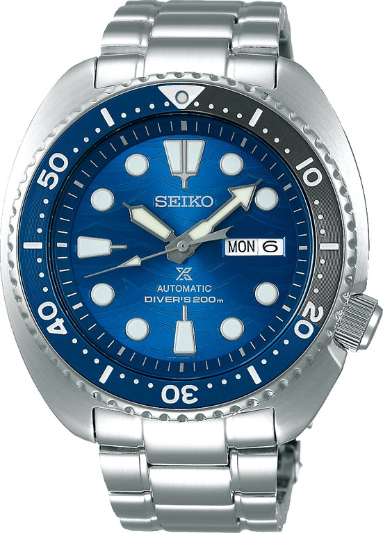 Seiko Prospex Turtle Save the Ocean Great White Shark Special Edition SRPD21K1