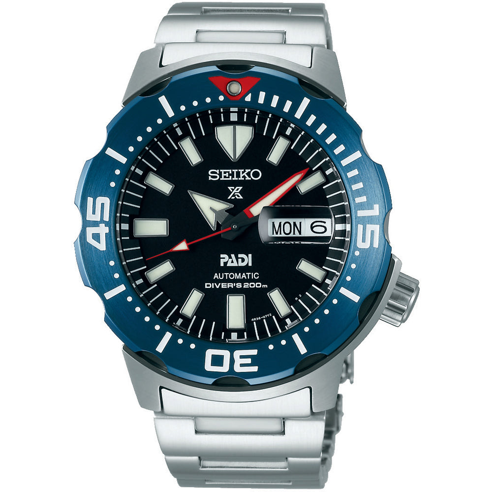 Seiko Prospex Monster PADI Special Edition SRPE27K1
