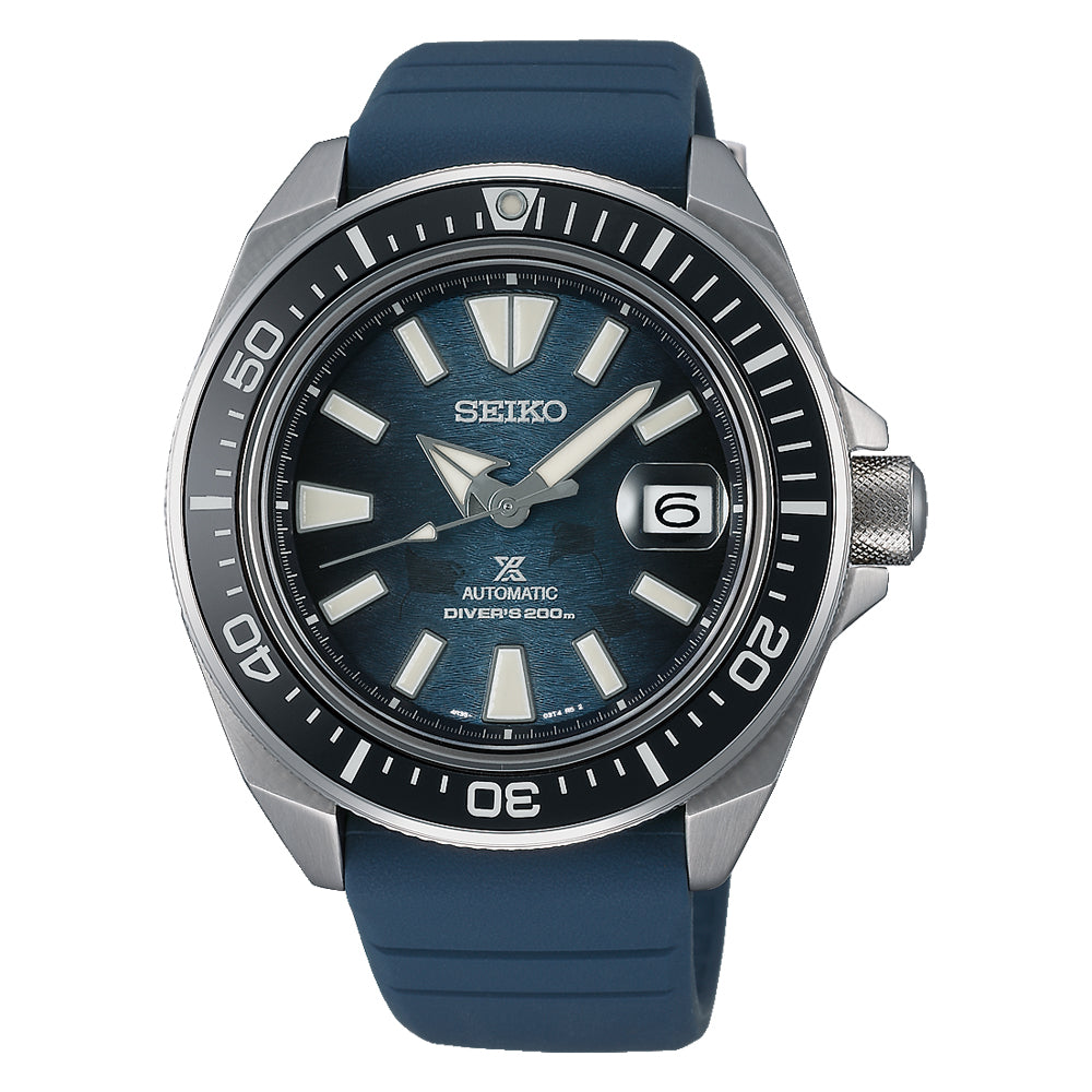 Seiko Prospex King Samurai Save The Ocean Manta Ray SRPF79K1