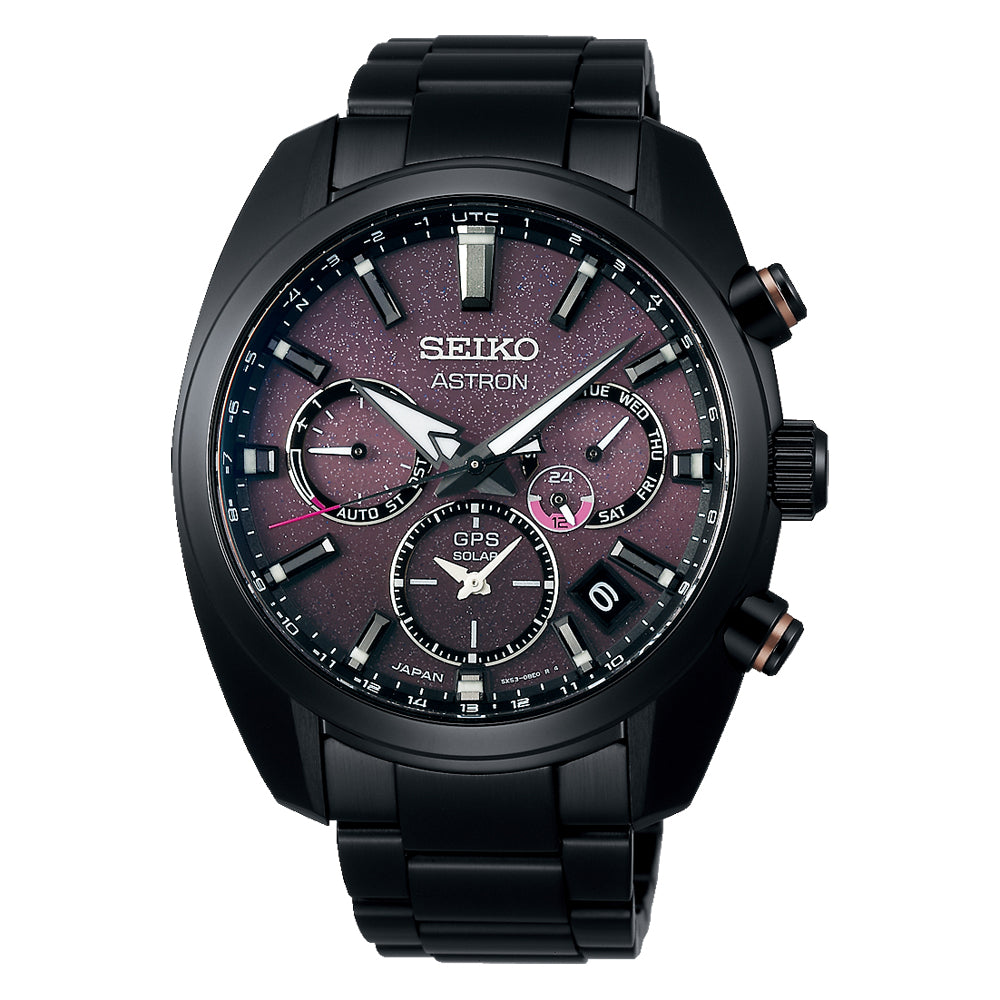 Seiko Astron GPS Solar 140th Anniversary Limited Edition SSH083J1