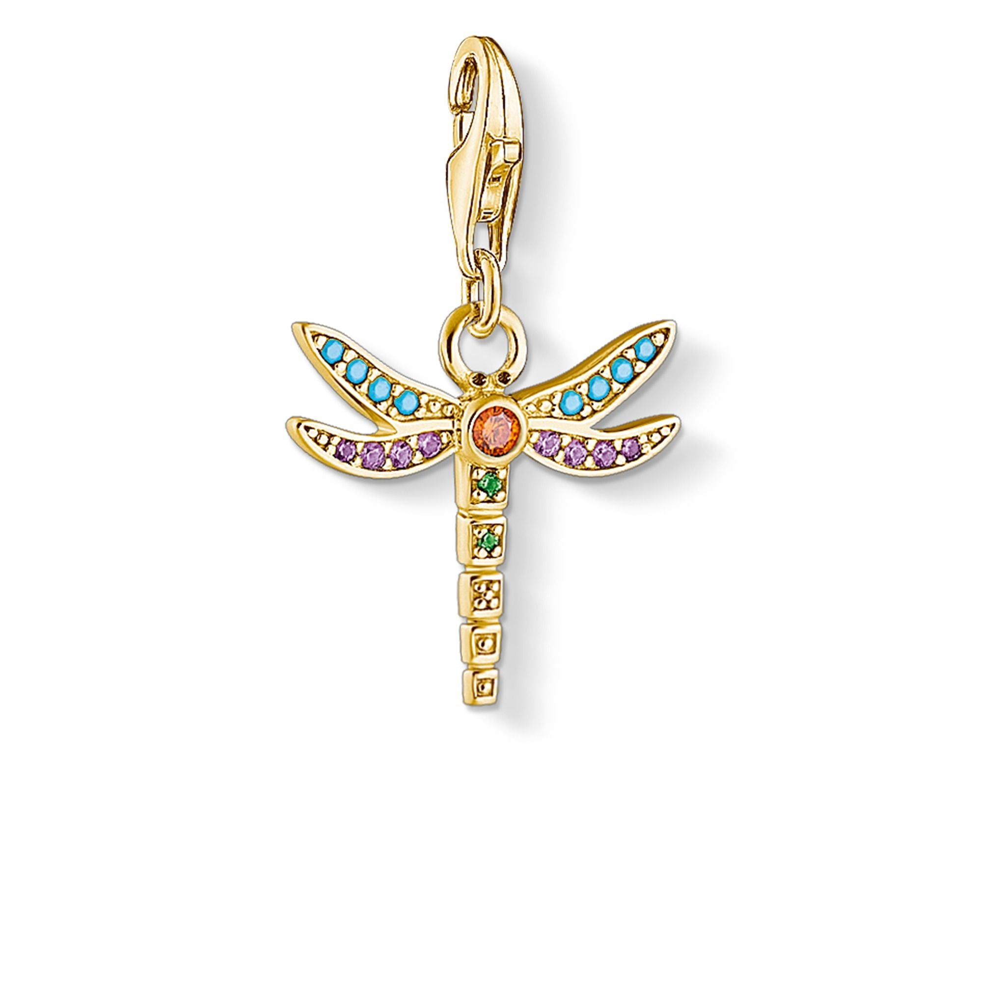 Thomas Sabo Charm Club Dragonfly 1758-974-7