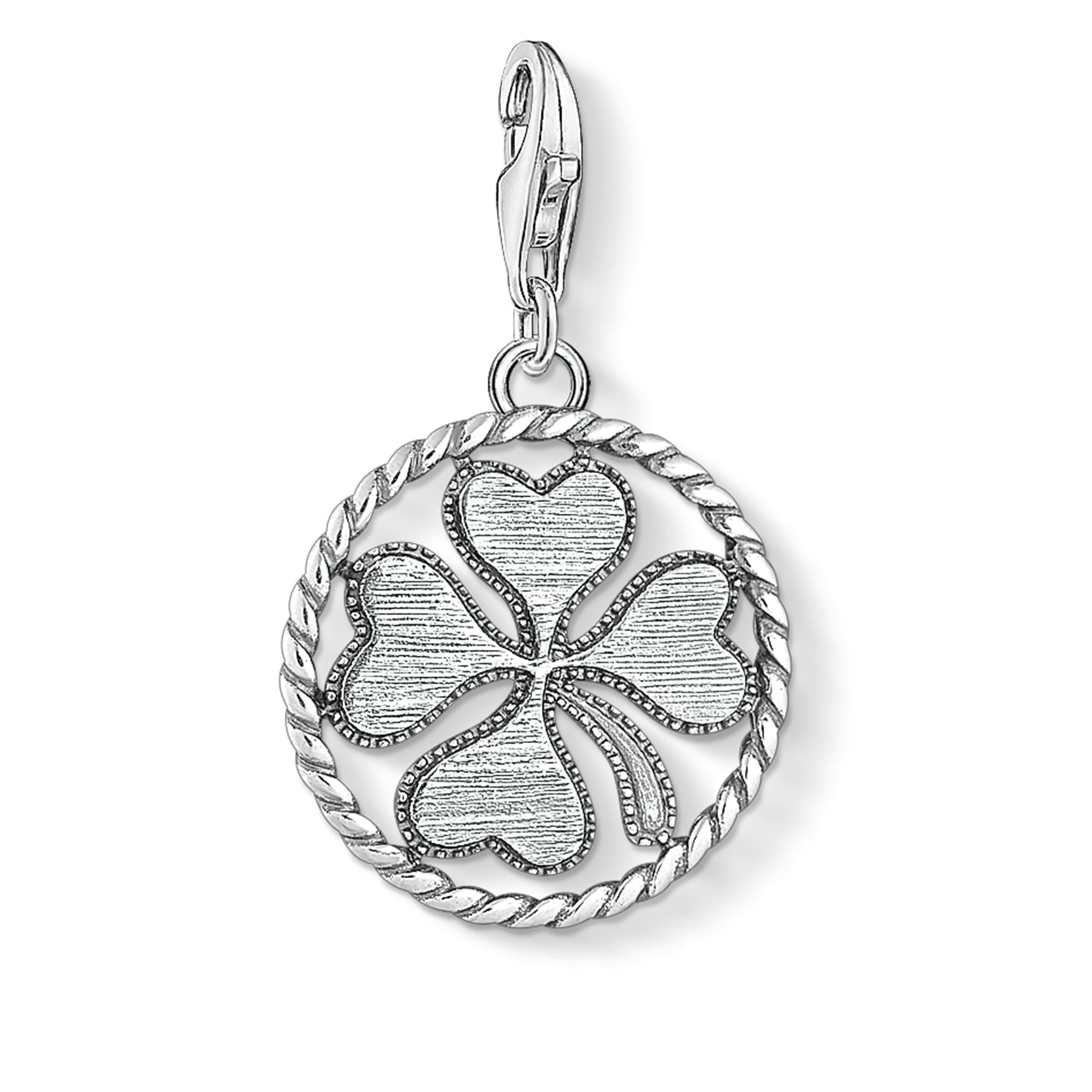 Thomas Sabo Charm Club Disc Cloverleaf 1759-637-21