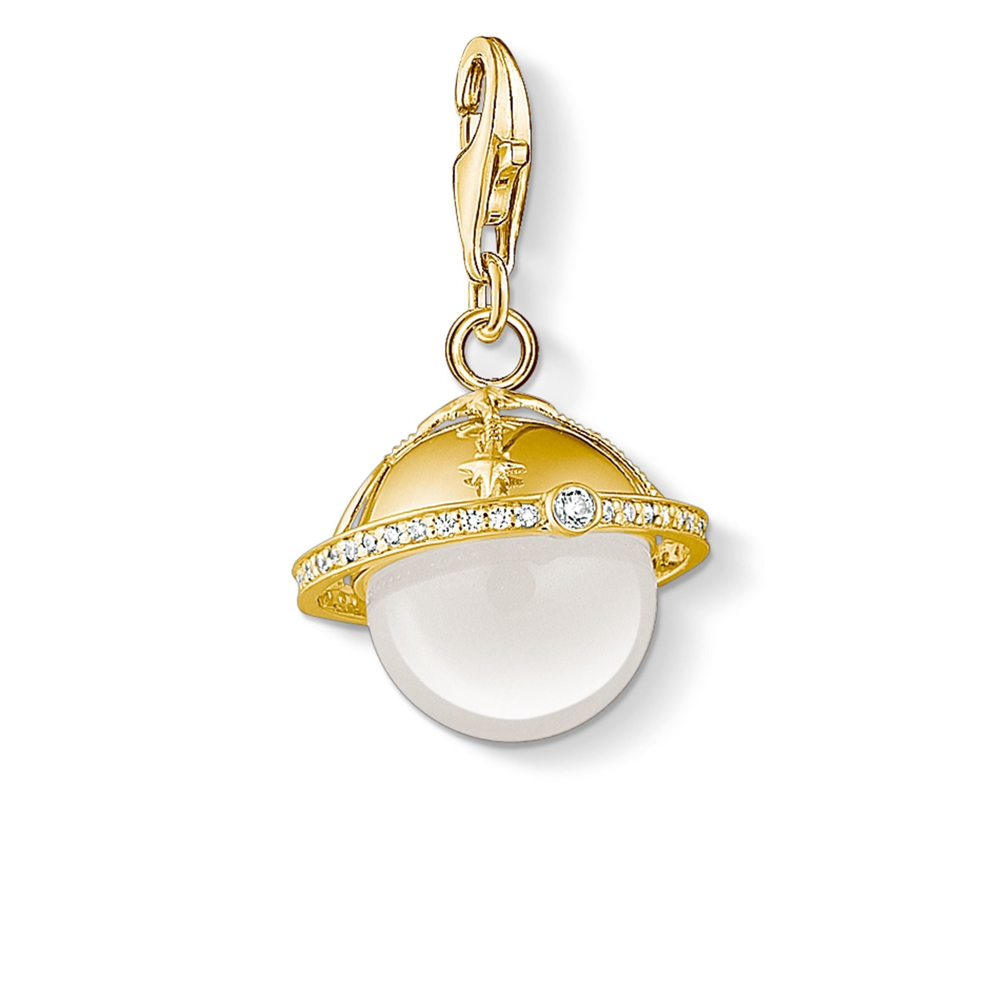 Thomas Sabo Charm Club Golden Planet 1755-903-14