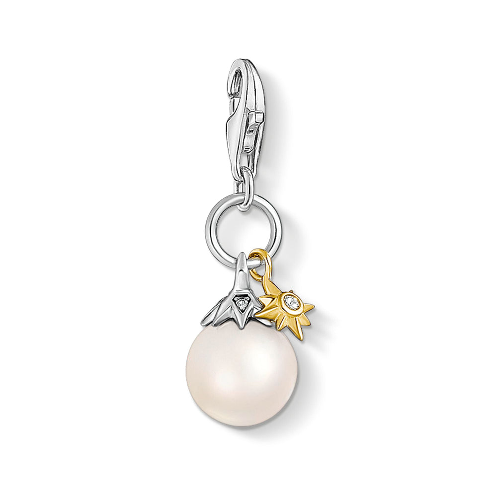 Thomas Sabo Charm Club Pearl Star 1856-849-14
