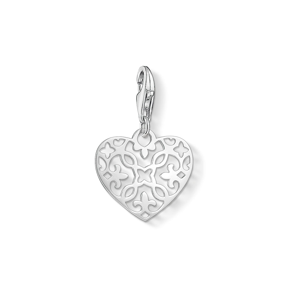 Thomas Sabo Charm Club Ornament Heart 1497-001-12