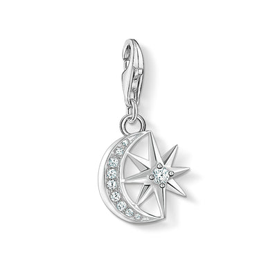 Thomas Sabo Charm Club Star & Moon 1794-051-14