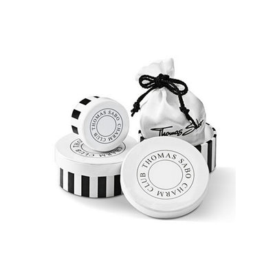 Thomas Sabo Charm Club Lucky Number 18 0473-001-12