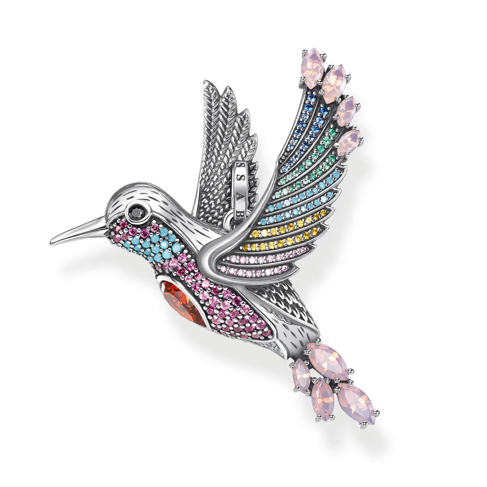 Thomas Sabo Colourful Hummingbird riipus PE875-342-7