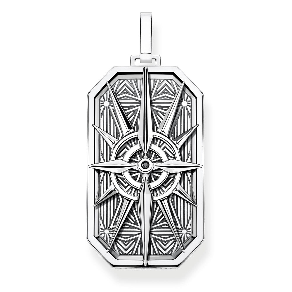 Thomas Sabo Compass Star riipus PE868-643-11