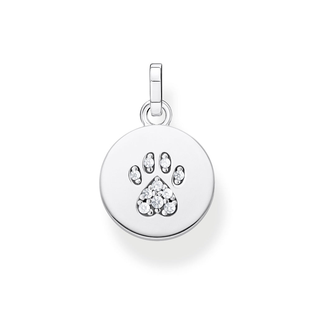 Thomas Sabo Disc Paw Cat riipus PE882-643-14