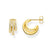 Thomas Sabo Gold Rings korvarenkaat CR652-414-14