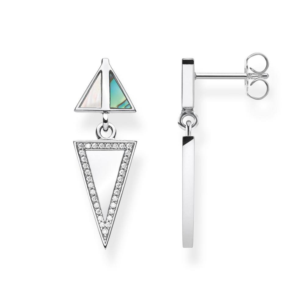 Thomas Sabo Triangle korvakorut H2049-990-7