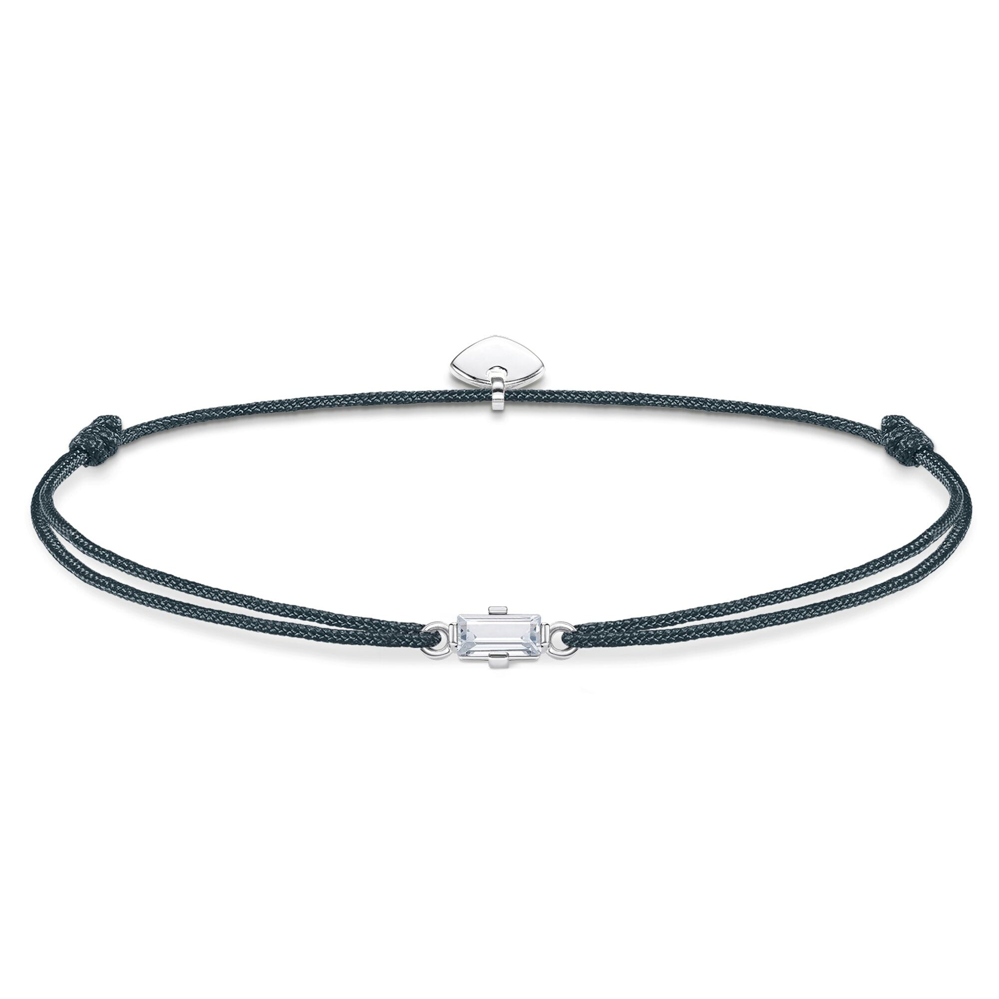 Thomas Sabo Little Secret White Stone rannekoru LS0106-401-5