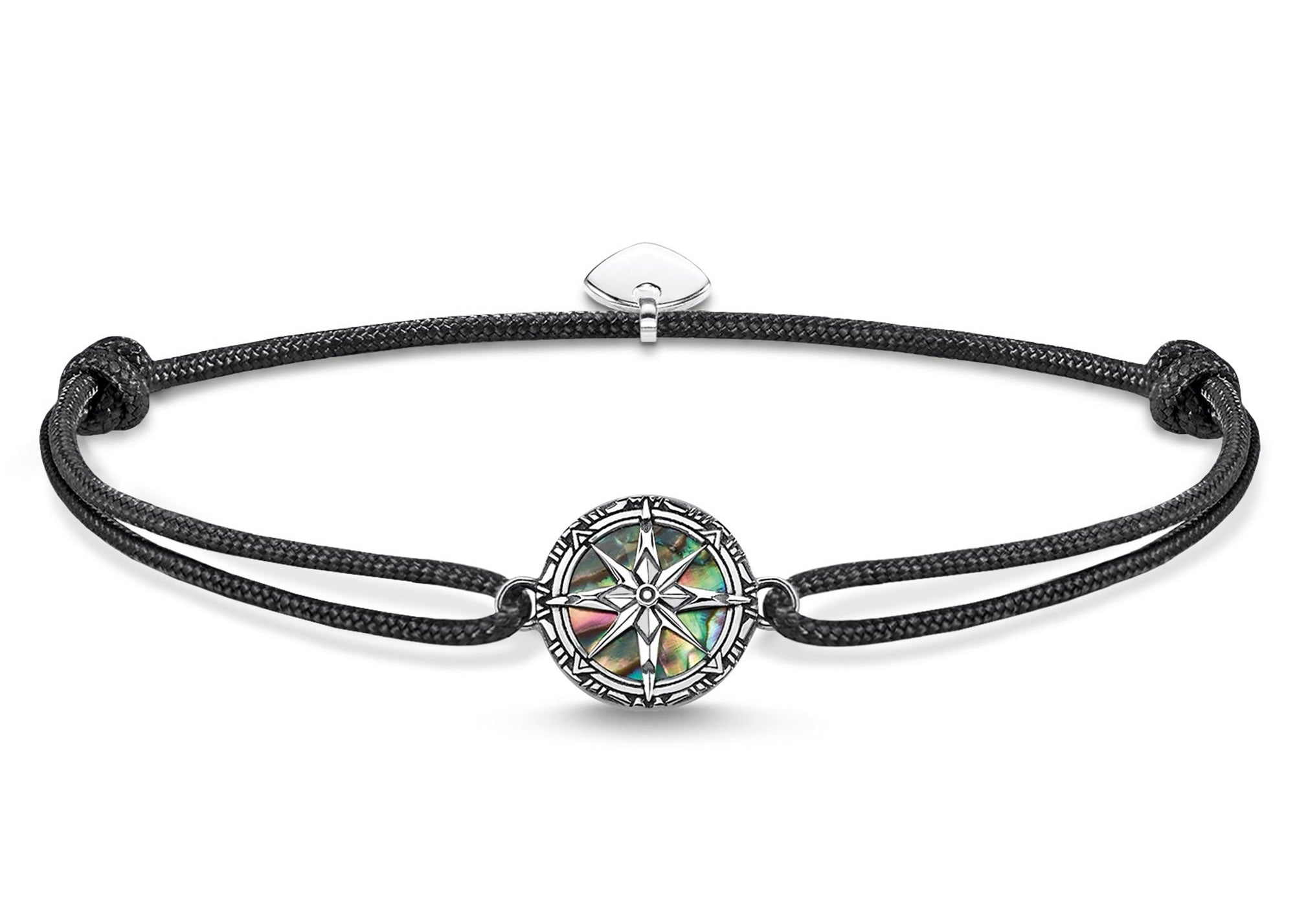 Thomas Sabo Little Secret Compass Abalone Mother-of-Pearl rannekoru LS085-907-11