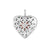 Thomas Sabo Heart Medallion Star riipus PE860-416-14