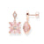 Thomas Sabo Pink Stone With Star korvakorut H2108-417-9