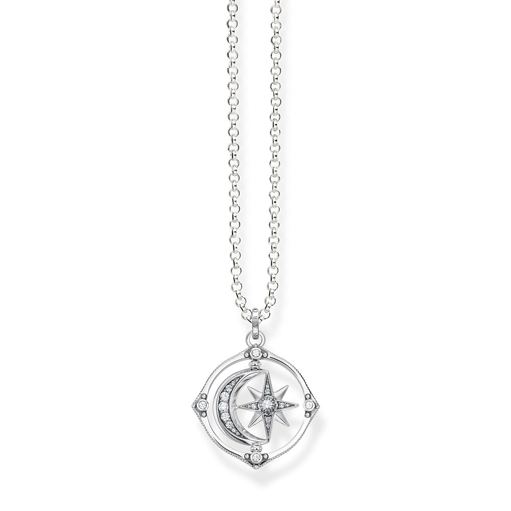 Thomas Sabo Star & Moon kaulakoru KE1985-643-14