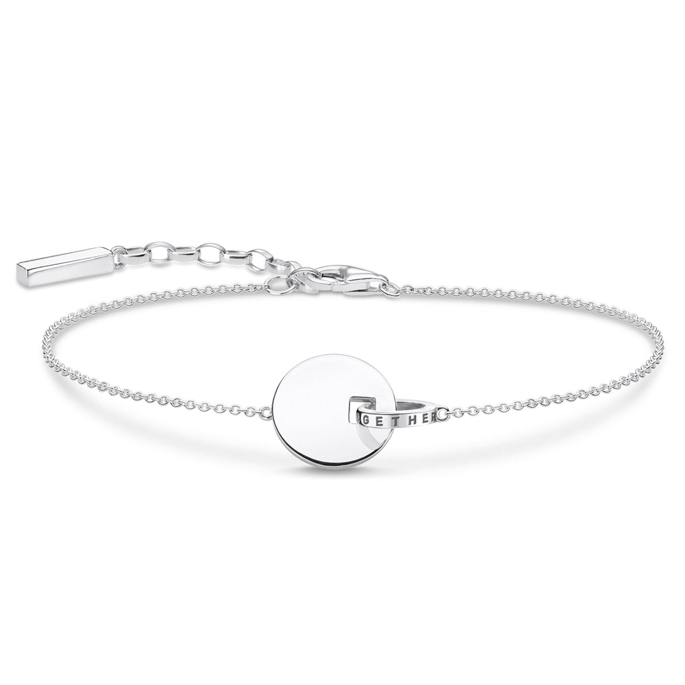 Thomas Sabo Together Coin rannekoru A1934-637-21