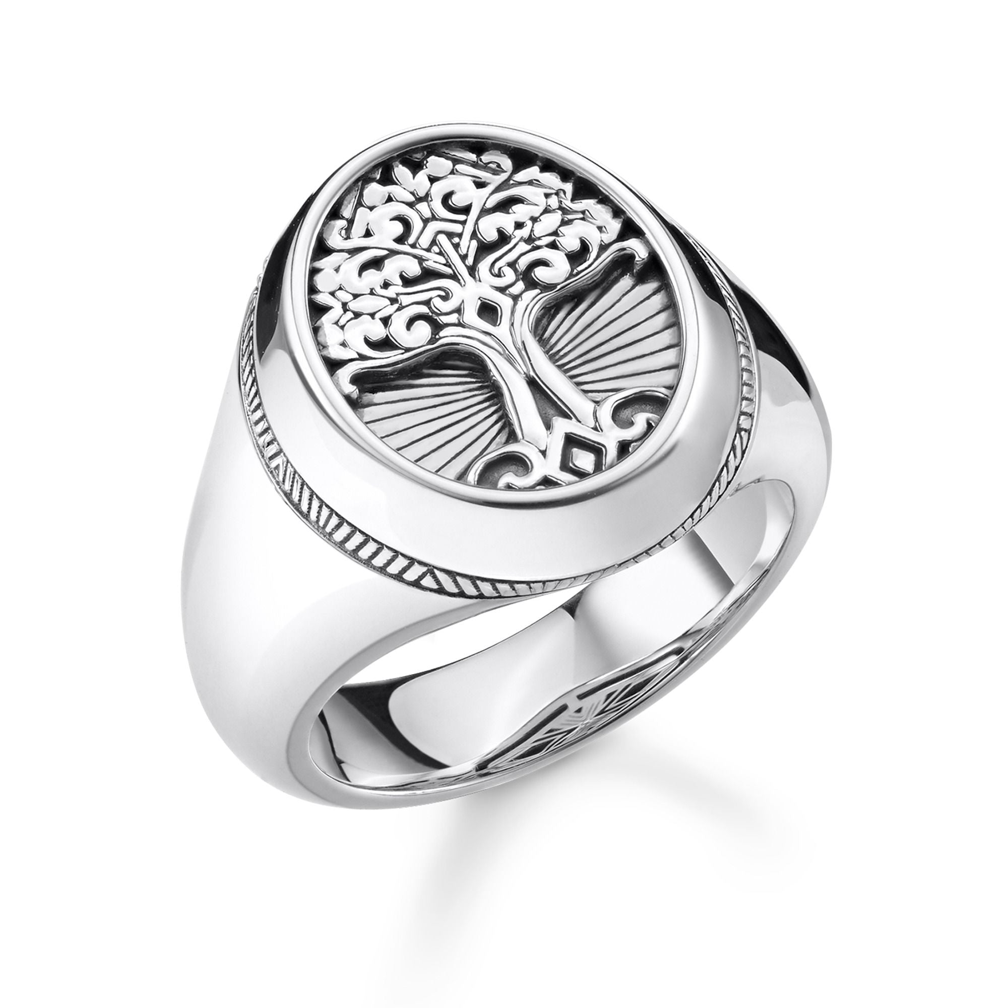 Thomas Sabo Tree of Love elämänpuu sormus TR2245-637-21