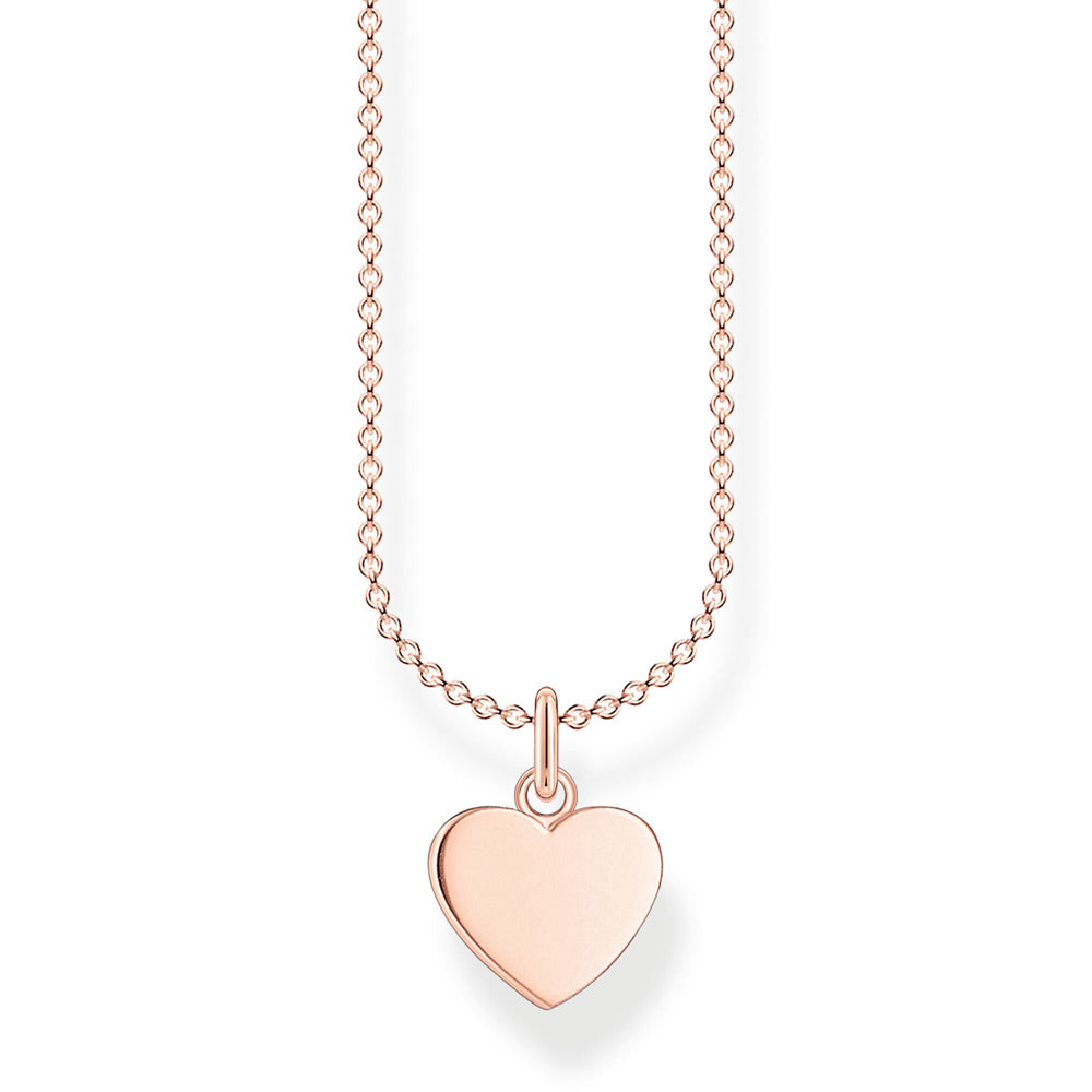 Thomas Sabo Heart Rose Gold kaulakoru KE2048-415-40